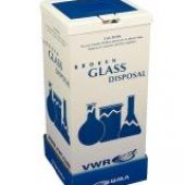 Broken Glass Disposal Cartons